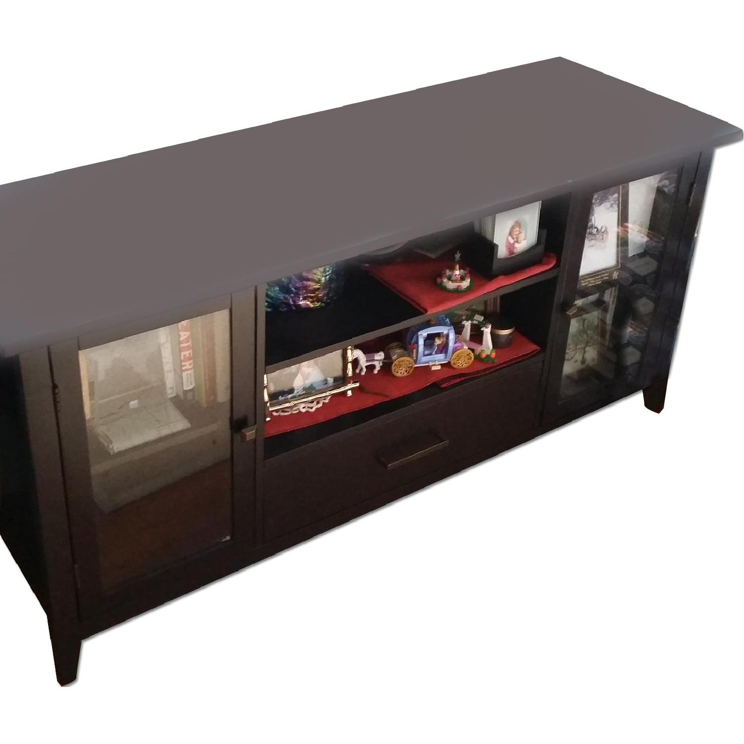 Pier 1 TV Stand - image-0