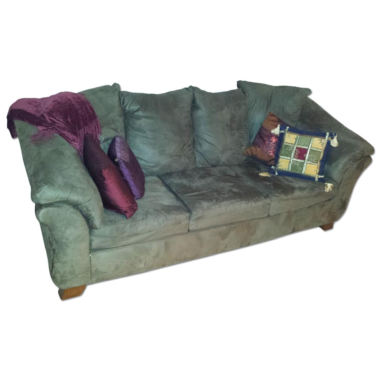 Ashley's Darcy Full Size Sleeper Sofa - image-0
