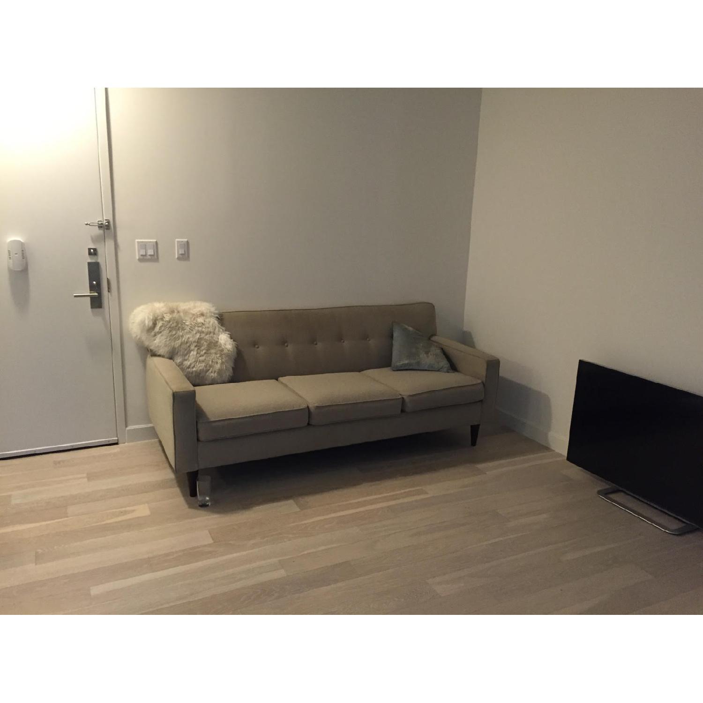 Macy's Mid Century Sofa - image-1