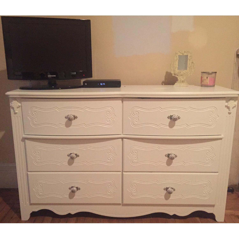Ashley's Dresser + Nightstand - image-1