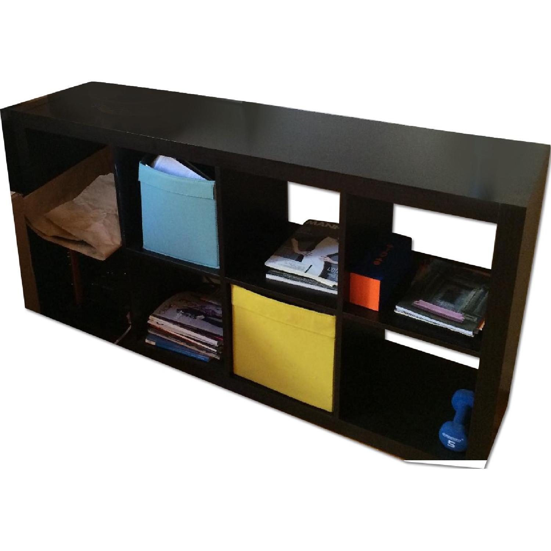 Ikea Kallax Shelving Unit - image-0