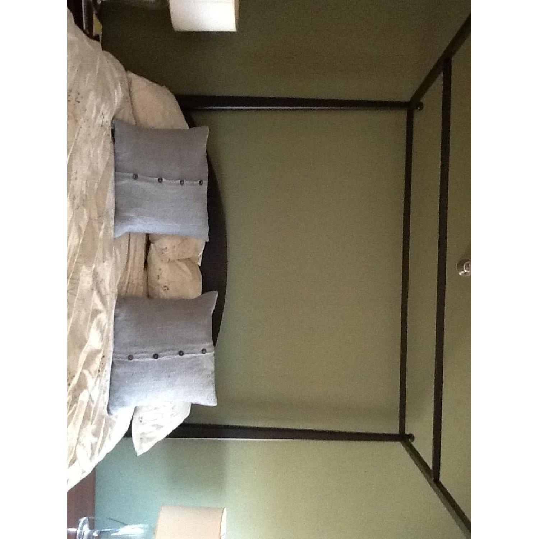 Ethan Allen 3 Piece Queen Canopy Bedroom Set - image-4