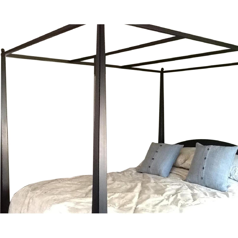 Ethan Allen 3 Piece Queen Canopy Bedroom Set - image-0