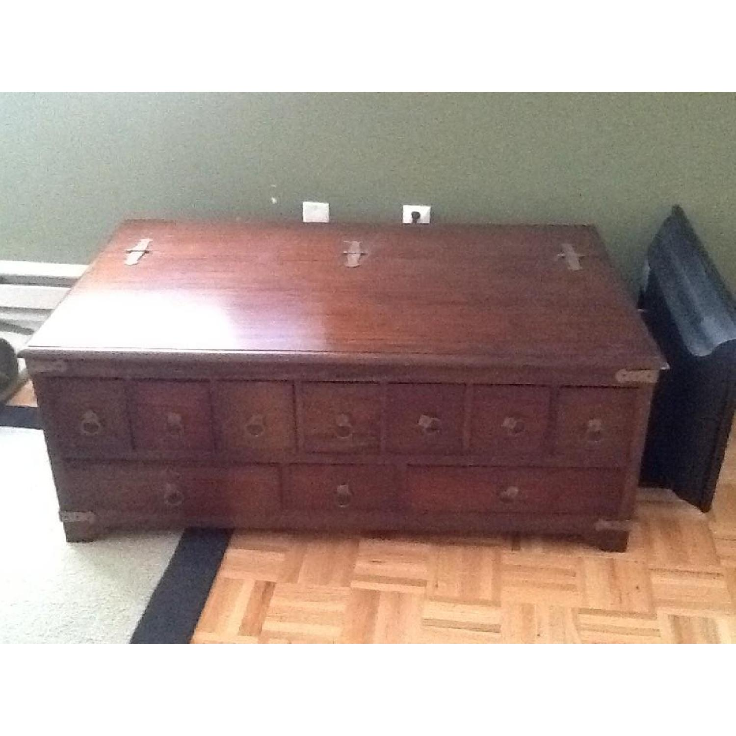 Spice Chest Coffee Table - image-1