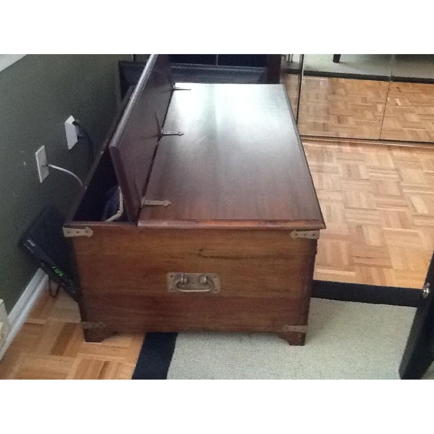 Spice Chest Coffee Table - image-2