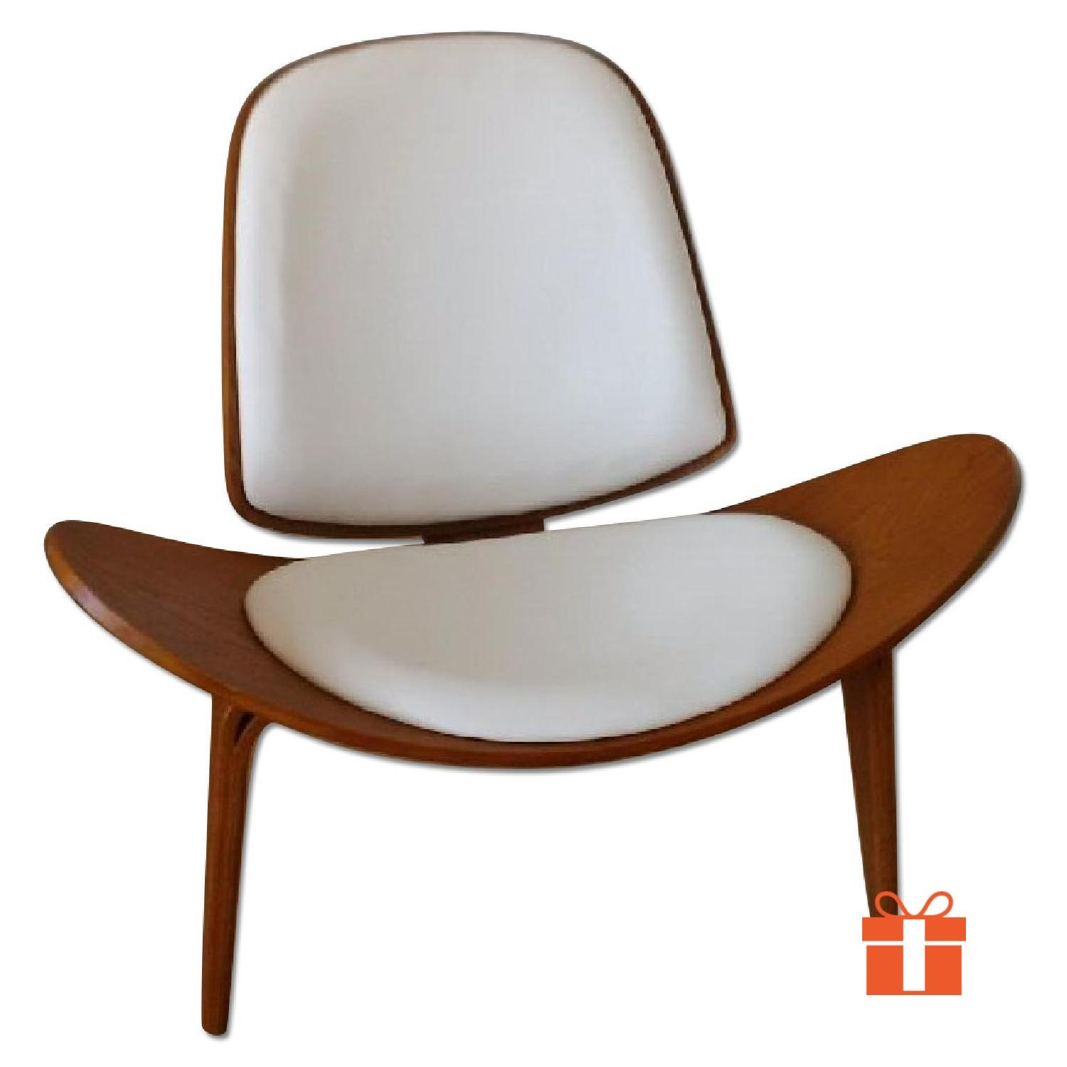 Shell Chair Replica - image-0