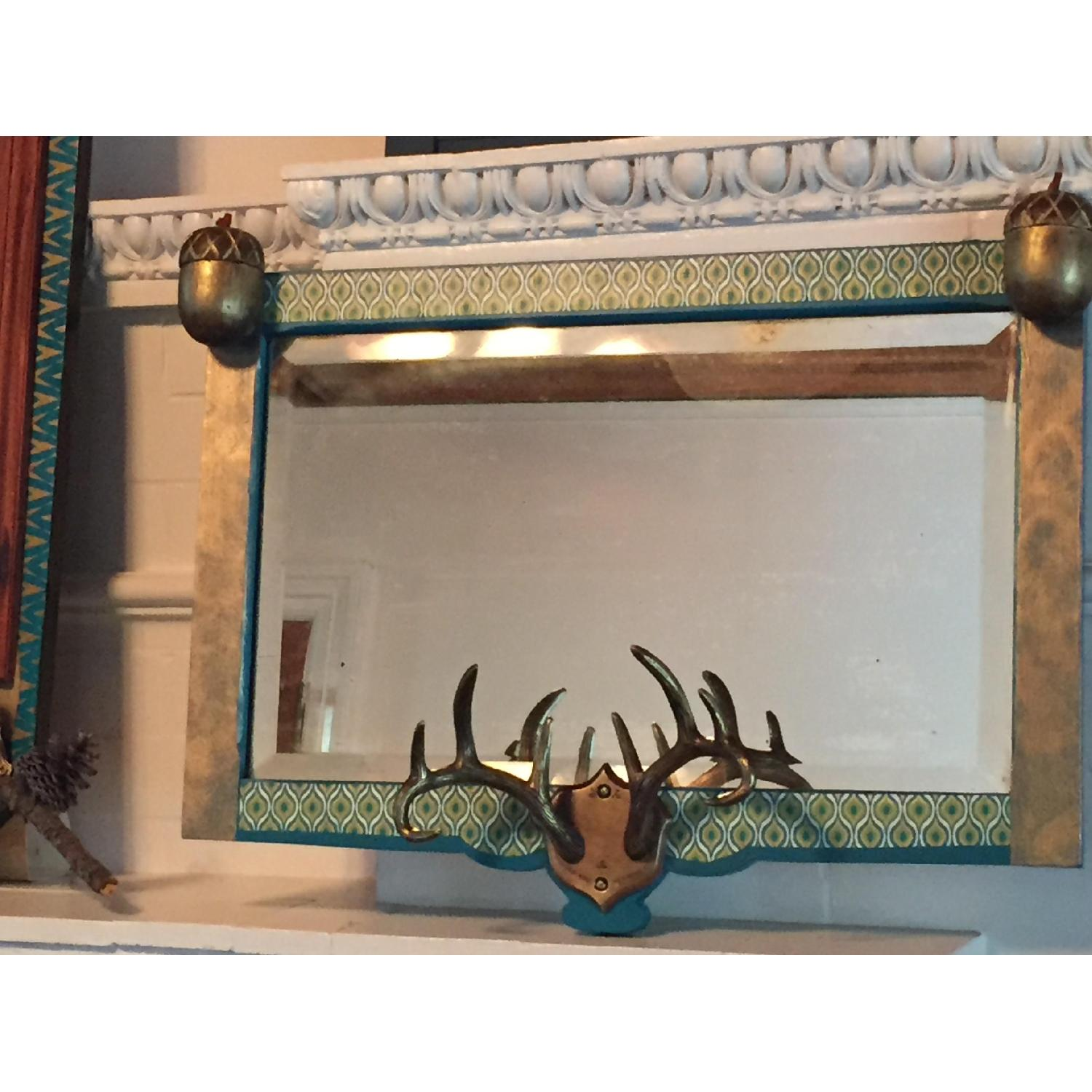 Rooms About You Design Studio Woodland Trophy Mirror - image-4