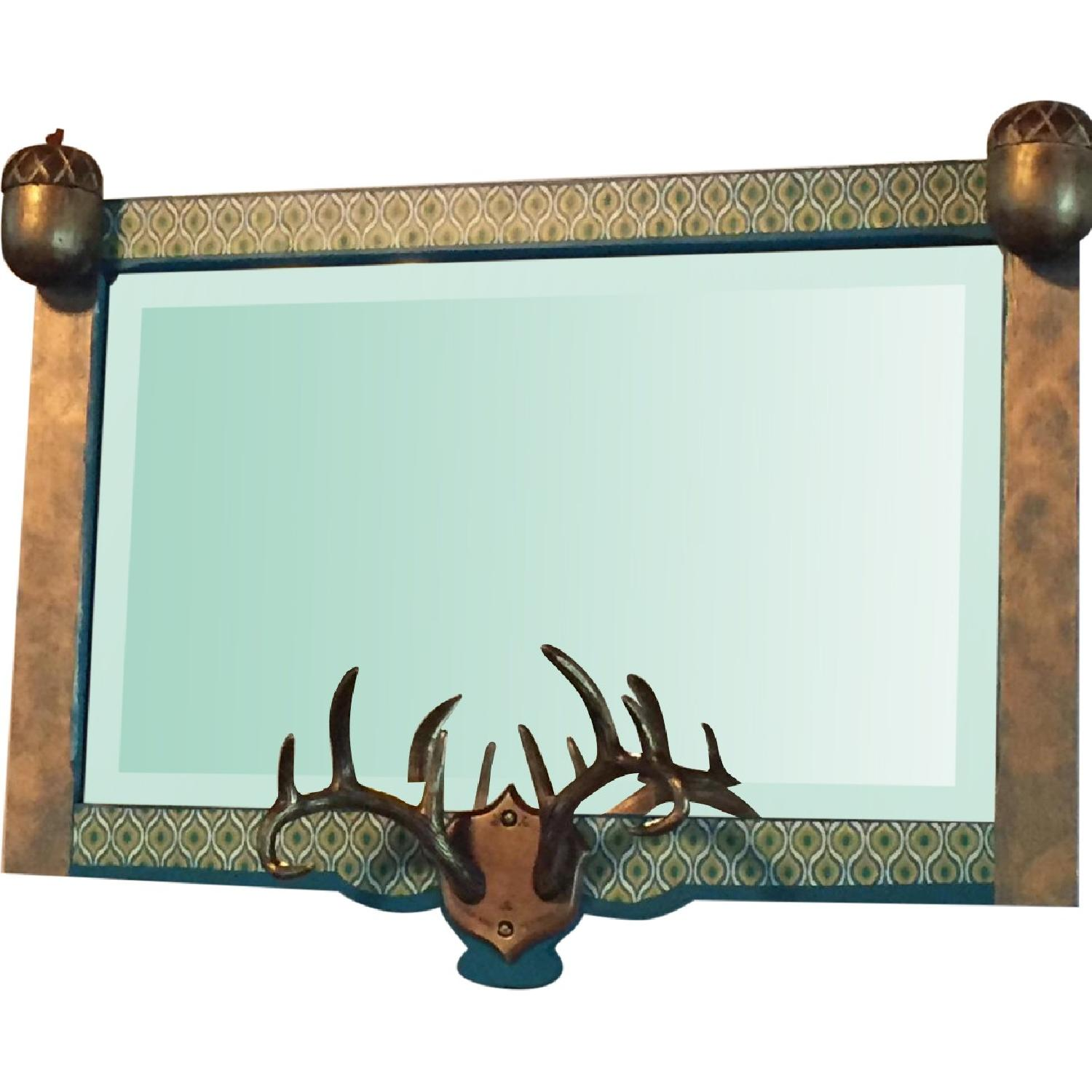 Rooms About You Design Studio Woodland Trophy Mirror - image-0