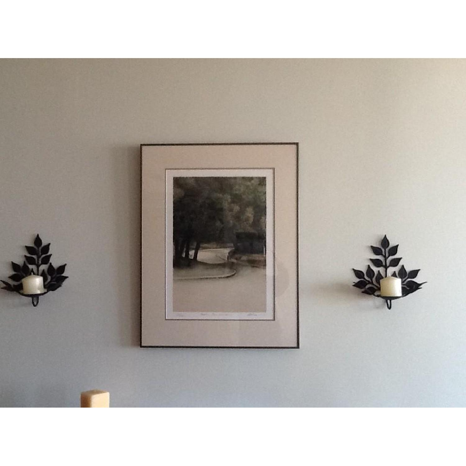 Harold Altman Numbered & Penciled Signed Lithograph - Parc Montsouris - image-2