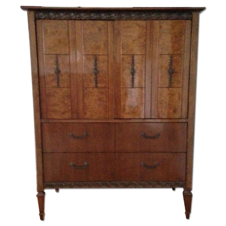 Wood Dresser - image-0