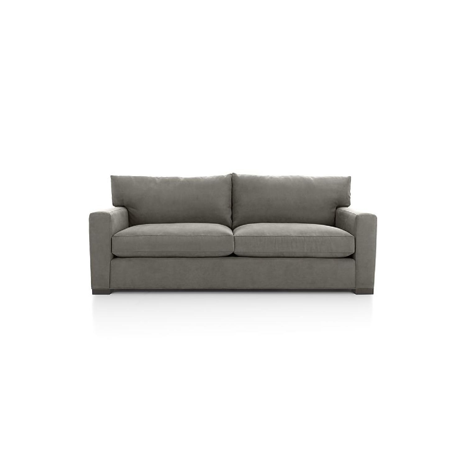 Crate Barrel Axis II Sleeper Sofa AptDeco
