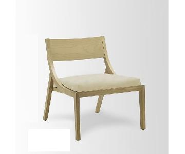 West Elm Arc Chair