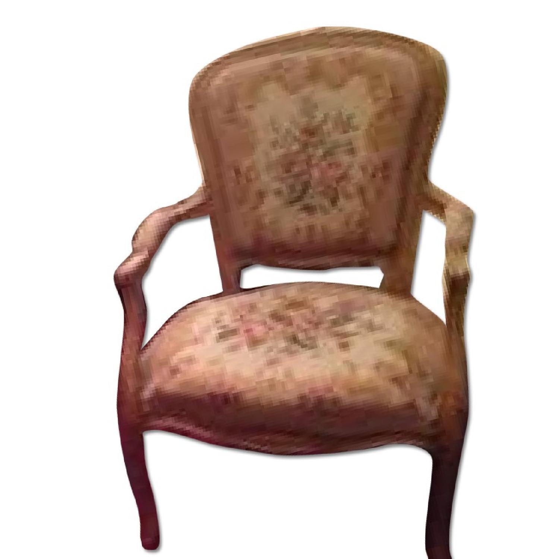B. Altman Vintage Needlepoint Chair ...