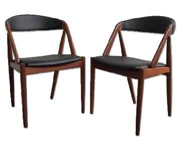 Kai Kristiansen Vintage Danish Modern Chair