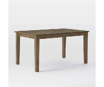 West Elm Bedford Dining Table
