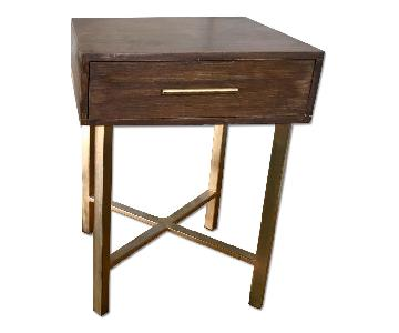 Target Threshold End Table