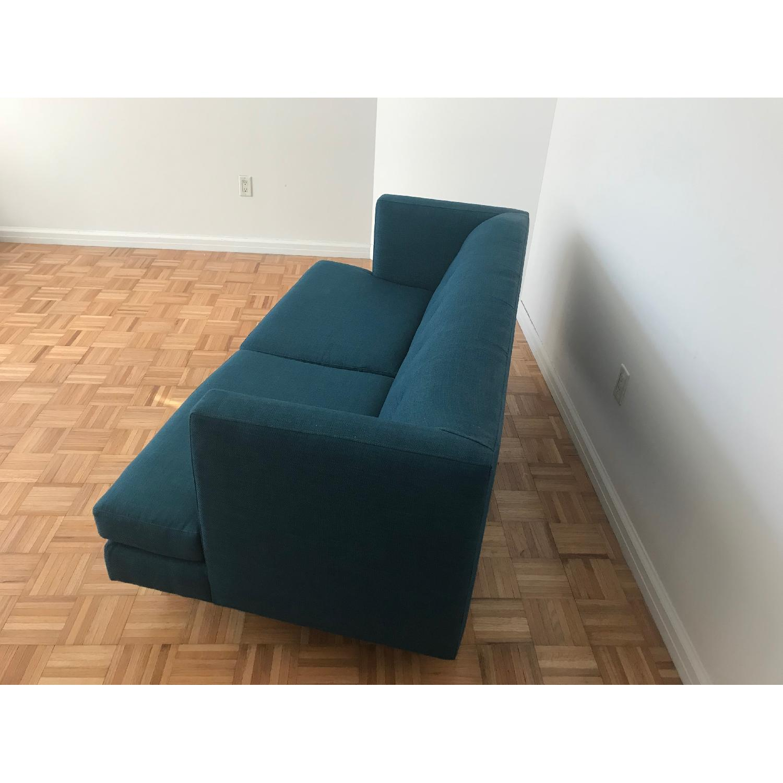 Cb2 Chaise Sofa & Medium Image For Sofas World Market Sofa