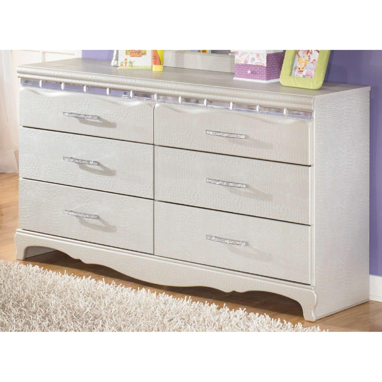 Ashley Zarollina Silver Dresser; Ashley Zarollina Silver Dresser 0 ...