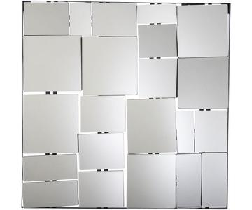 CB2 Mirror Square Hanging Mirror