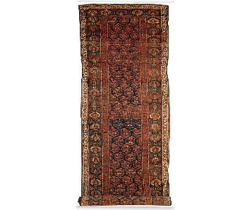 Antique 1900s Persian Kurdish Runner