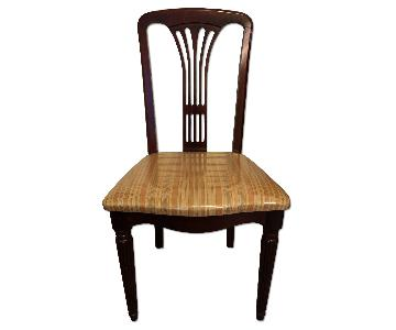 Wood Vintage Dining Chair