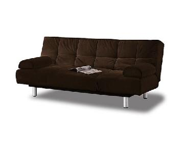 Atherton Home Manhattan Convertible Sofa/Futon