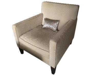 Crate & Barrel Armchair