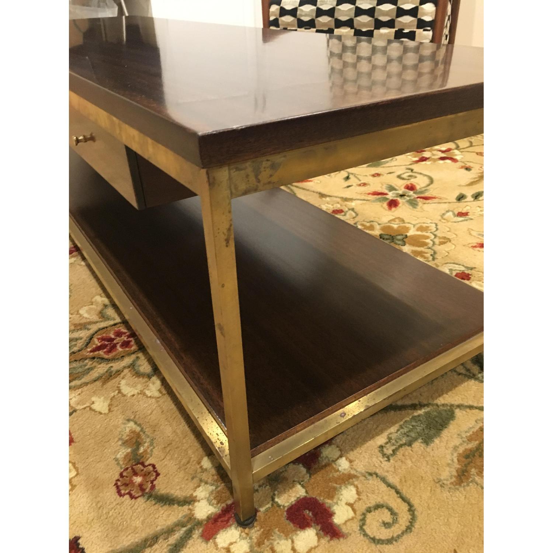 Paul Mccobb Mid Century Irwin Collection Brass Coffee Table - image-4