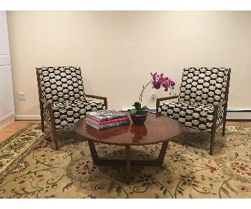 Craig Furniture Co. Round Coffee Table