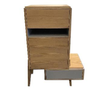 French Small Storage Unit