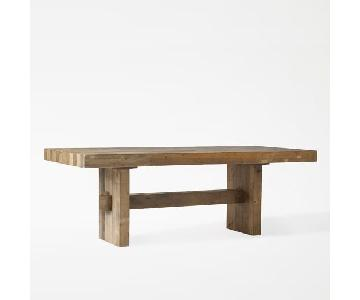 West Elm Emmerson Reclaimed Wood Table