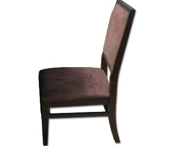 American Signature Furniture Dining Chairs (6)