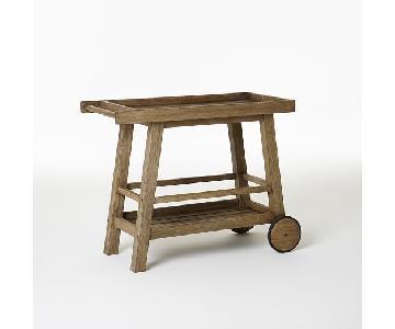 West Elm Jardine Bar Cart