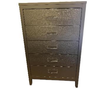 Ashley Furniture Olivet Silver Chest