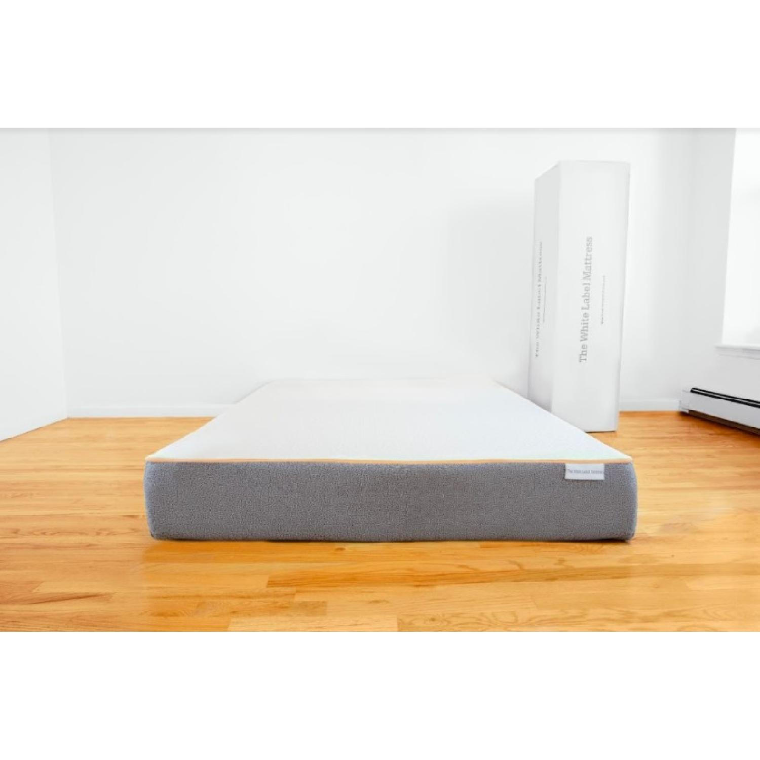 The White Label Mattress Queen Size