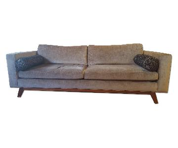 Thayer Coggin Flash Sofa