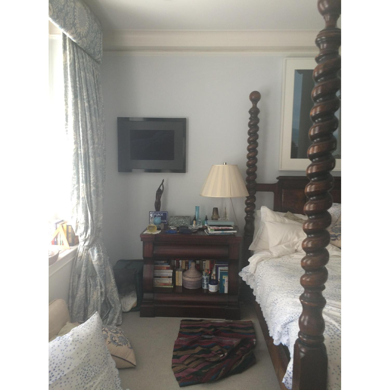Four Poster King Size Bed-1