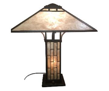 Oriental Table Lamp