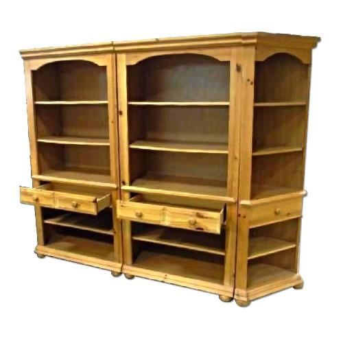 Broyhill Pine Wood Bookcase