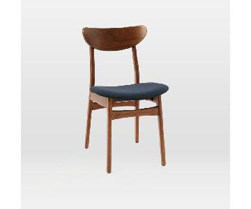 West Elm Upholstered Classic Cafe Dining Chair