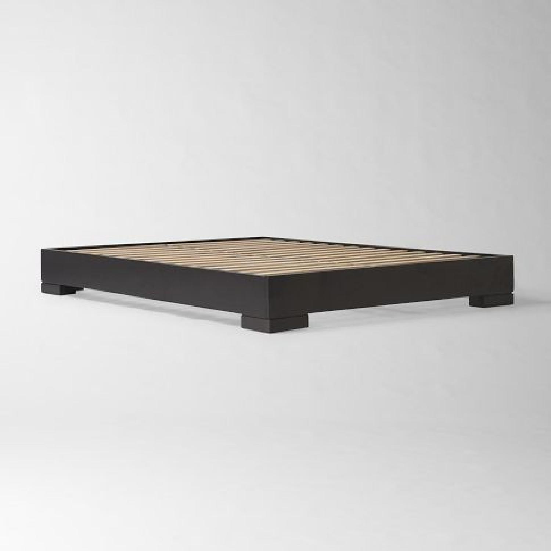 West Elm Modern Bed Frame AptDeco