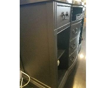 Refinished Solid Wood Dresser