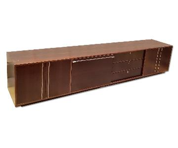 Wud Furniture Contemporary Sideboard/Entertainment Console