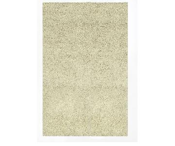 West Elm Cozy Textured Rug in Ivory