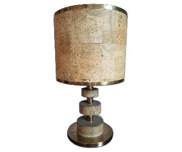 Vintage 60's Italian Table Lamp