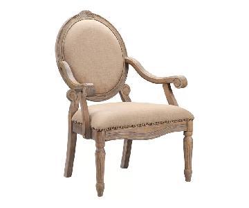 Lark Manor Panek Traditional Accent Chair