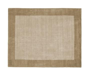 Pottery Barn Henley Wheat Rug in Taupe