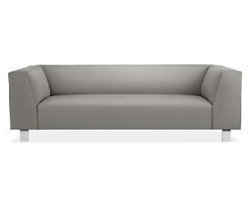 Room & Board Chelsea Sofa in Linen Fabric
