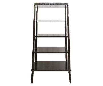 Bolier & Co Black Etagere