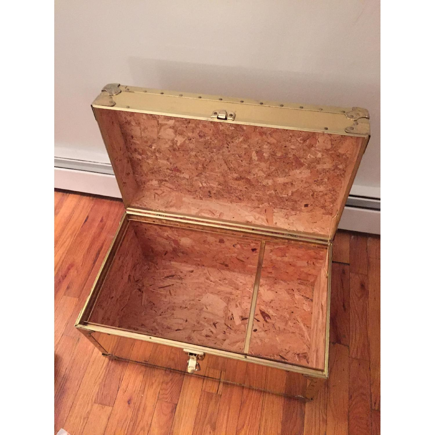 Gold Vintage Trunk - image-4